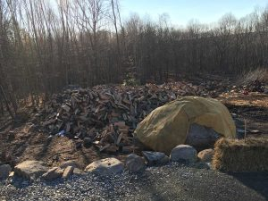 Log Cleanup - Landscape Maintenance Connecticut