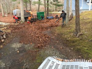 Lawn Cleanup - Landscaping Connecticut Services